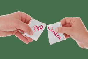 Pro und Contra Blueair Luftreiniger Fazit